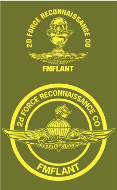 2nd Force Reconnaissance Crewneck Sweatshirt