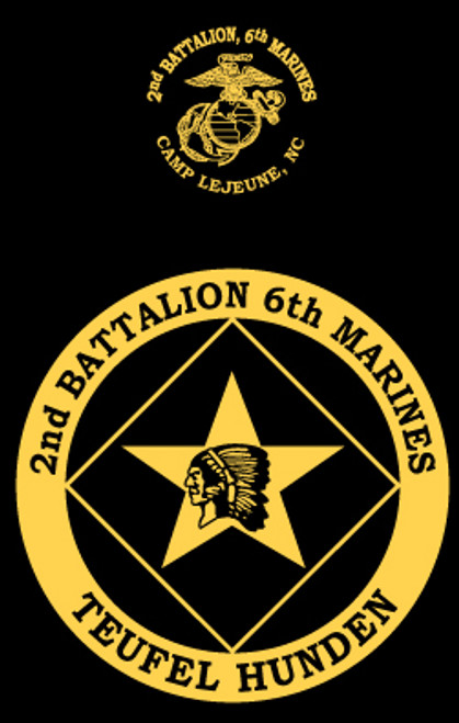 2nd Battalion, 6th Marines Hood