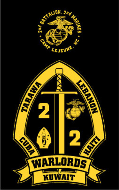 2nd Battalion, 2nd Marines Hood