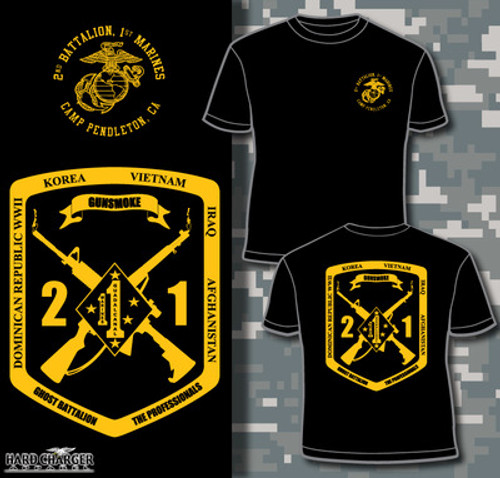2nd Battalion 1st Marines Hood