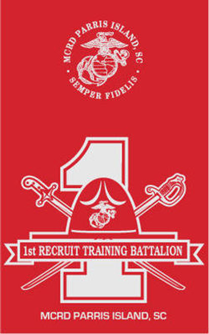 1st Recruit Training Battalion - PI Crewneck Sweatshirt