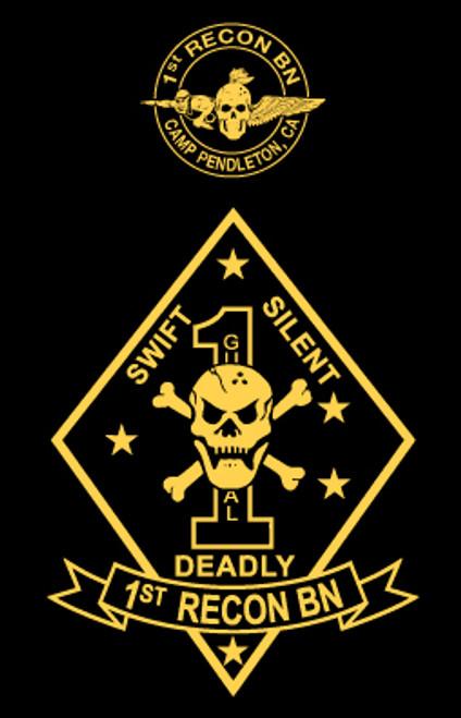 1st Recon Battalion Hood