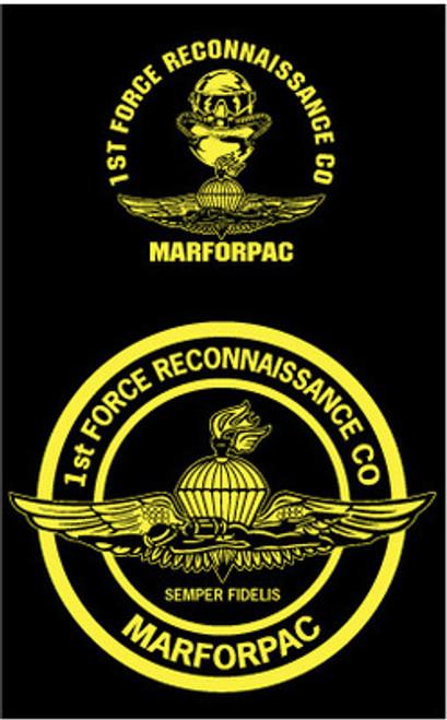 1st Force Recon Crewneck Sweatshirt
