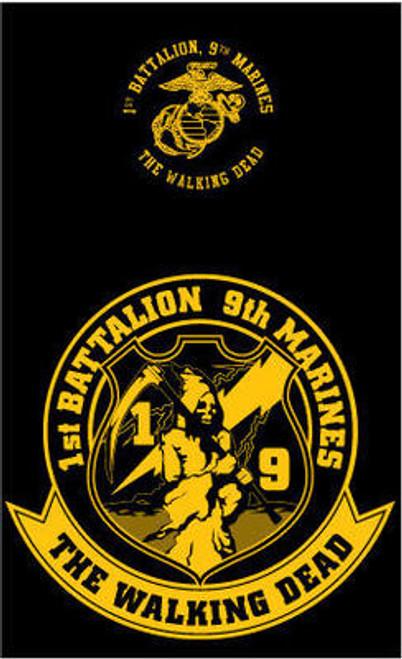 1st Battalion, 9th Marines Crewneck Sweatshirt
