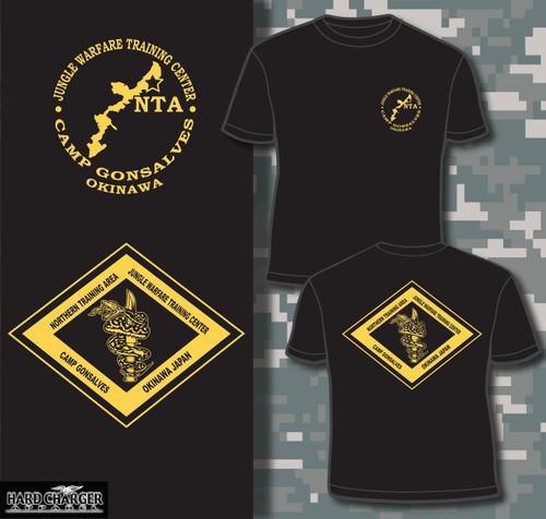 Marine Corps NTA Jungle Warfare School Long Sleeve T-shirt