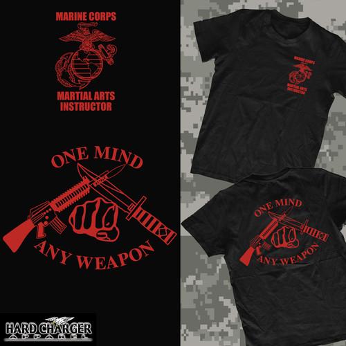 Martial Arts Instructor 1 Long Sleeve T-Shirt