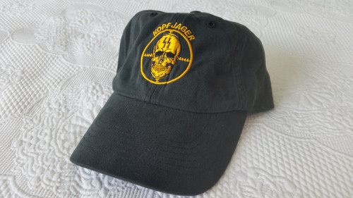 Scout Sniper SS Kopfjager embroidered baseball style hat