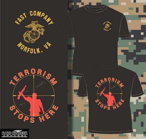 Fast Company - Norfolk, VA  Long Sleeve T-shirt
