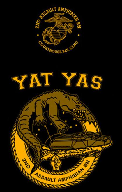 2nd Assault Amphibian Battalion 1 T-Shirt