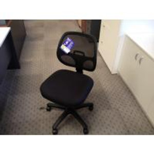 Mesh Back F/Ergo Chair from