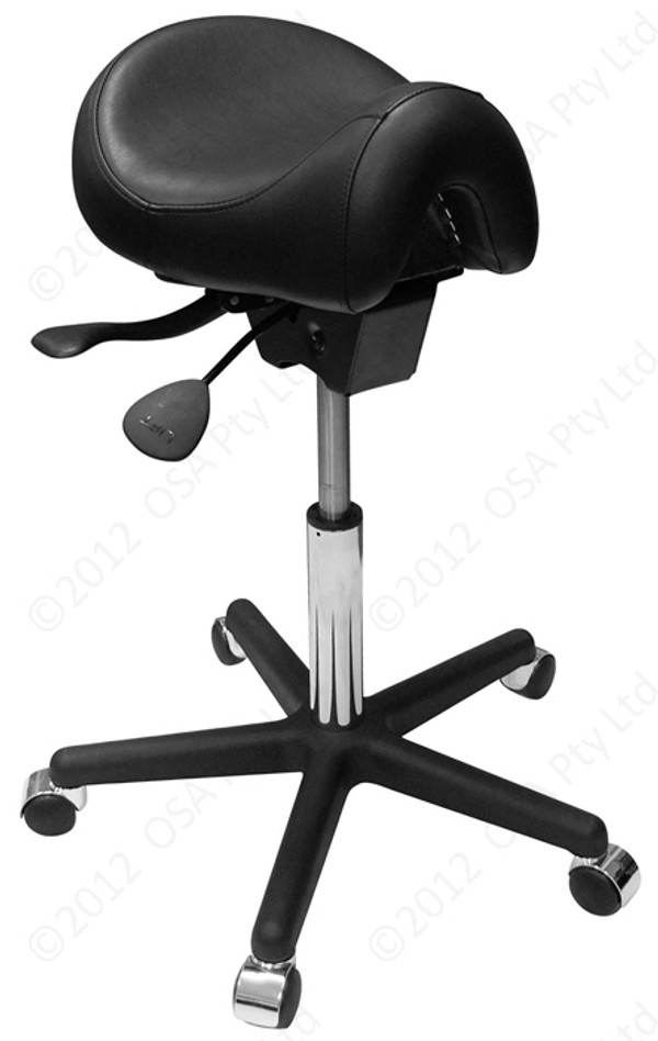 Ergo Saddle Chair no back
