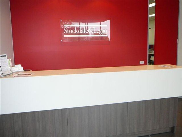 Special Reception Counter POA