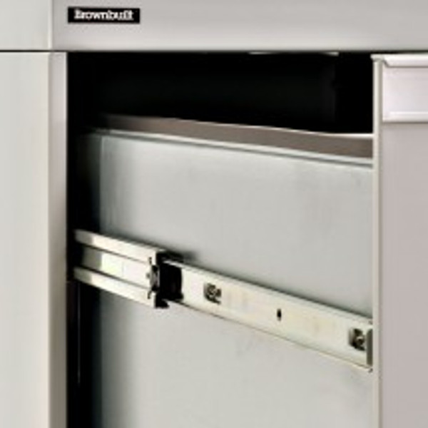 Brownbuilt Legato File Cabinets from