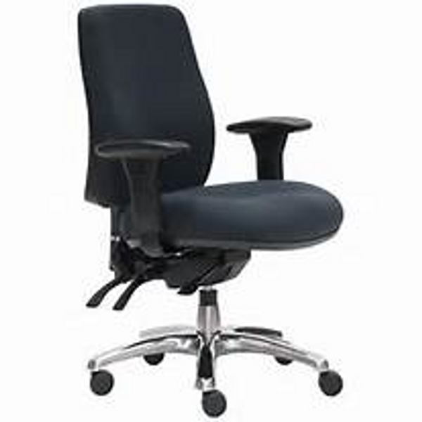 Dal Seating Spark Fully Ergo Chair with Seat Slide and adjustable lumber. Priced from