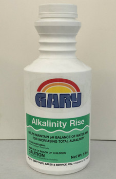 Alkalinity Increase #5 - In Box