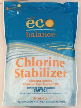 Eco Balance Chlorine Stabilizer #4 - In Box