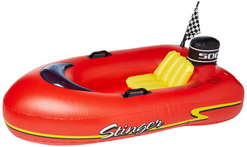 Stinger Speed Boat - Out of Box