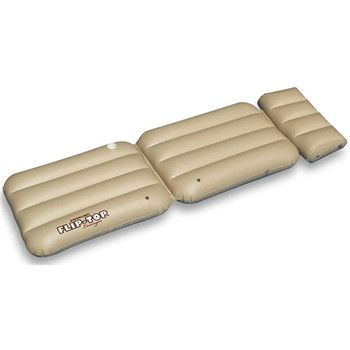 Flip Top Multi-Position Inflatable Lounger - Out of Box