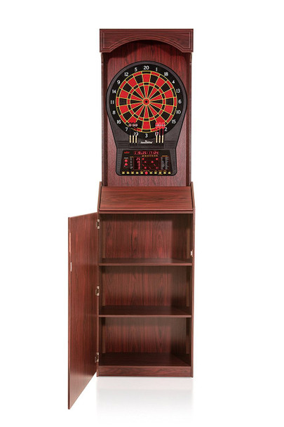 Dart Board E800FS-MH Cricket Pro 800 - Out of Box - Open