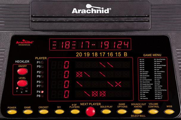 Dart Board E800FS-MH Cricket Pro 800 - Out of Box - Games