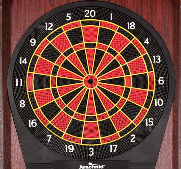 Dart Board E800FS-MH Cricket Pro 800 - Out of Box - Dart Board