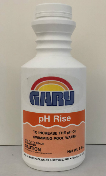 PH Increase 5# - Gary's