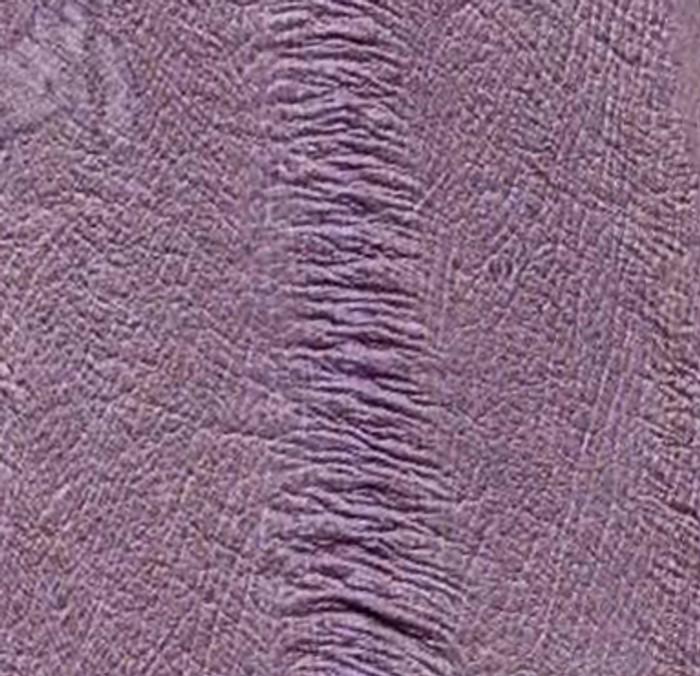 Genuine Eel Skin Panel - Lilac