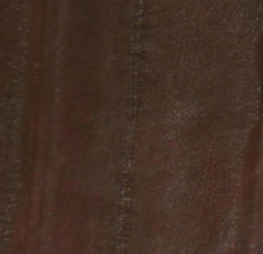 Genuine Eel Skin Panel - Brown