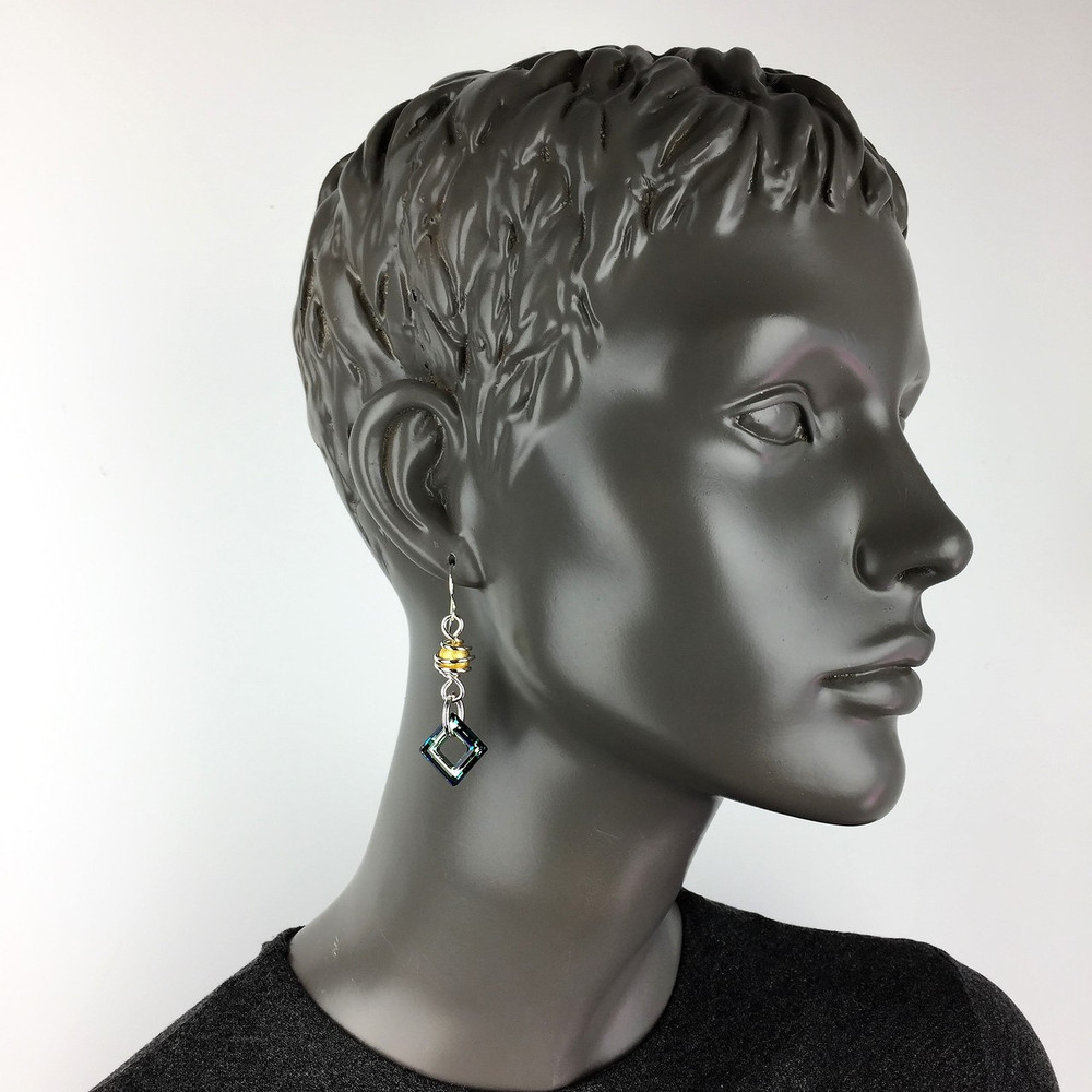 Saturn Coco Earrings