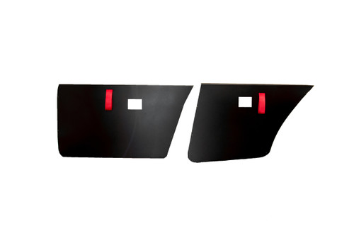 E30 Sedan Front + Rear Door Panels (set of 4)