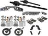 Jeep JK Wrangler Stage 4 Axle Kit