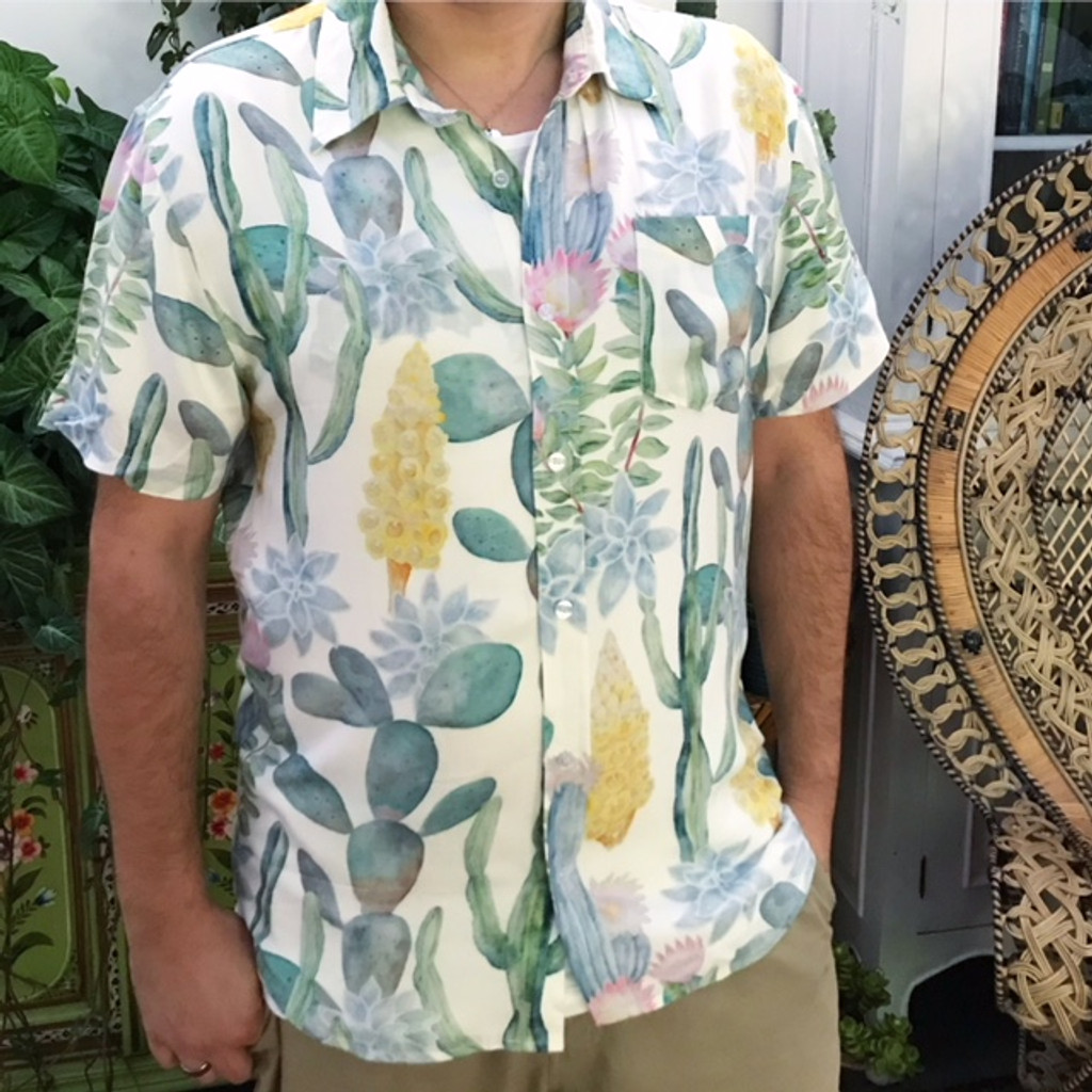 Desert Wanderlust Men's Shirt