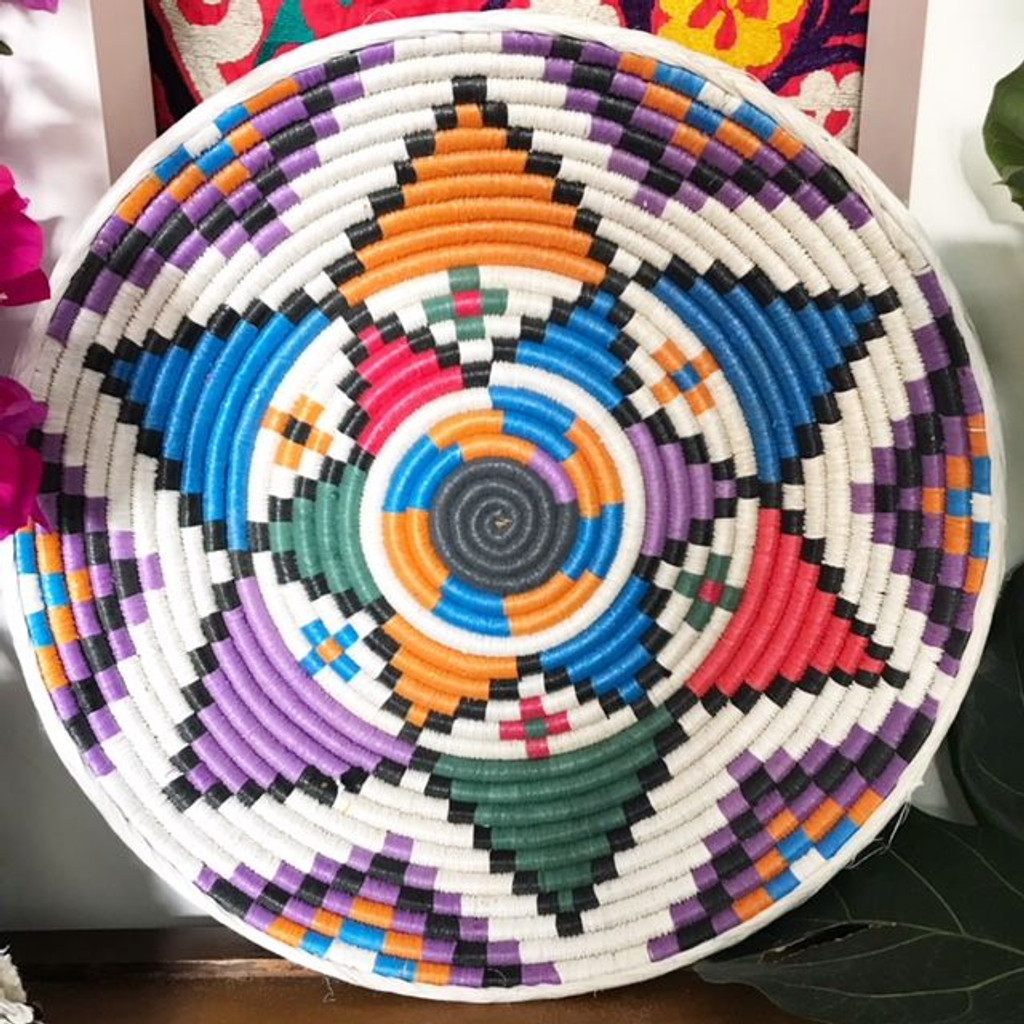 Star Bright African Basket