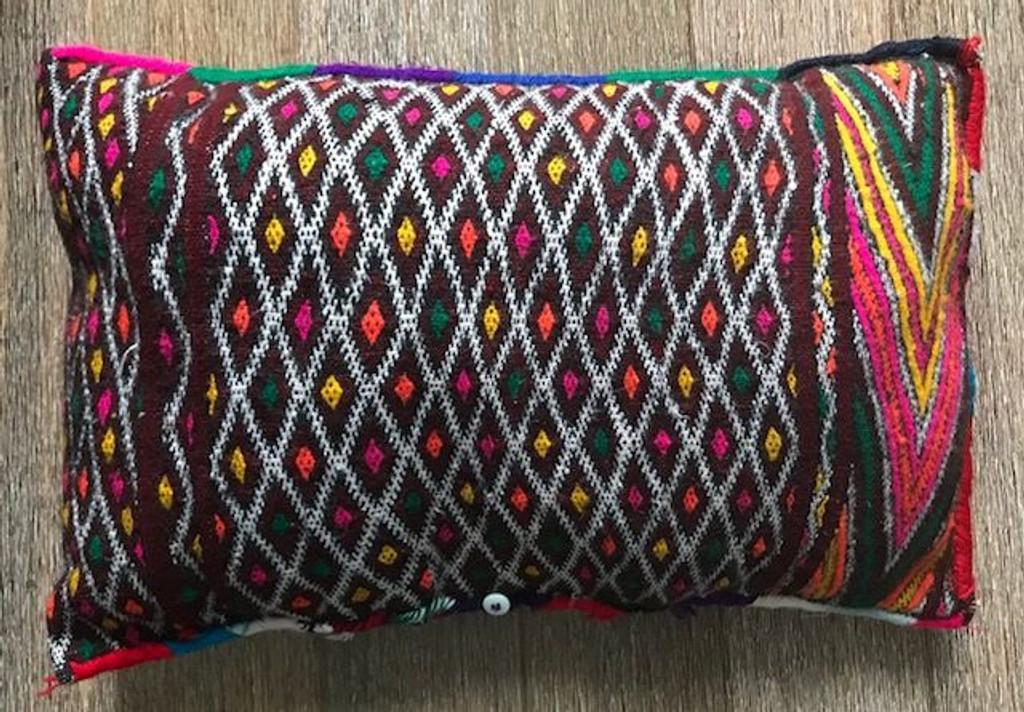 Tamra Vintage Berber Cushion