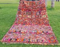 Goddess Artemis Vintage Boujaad Rug