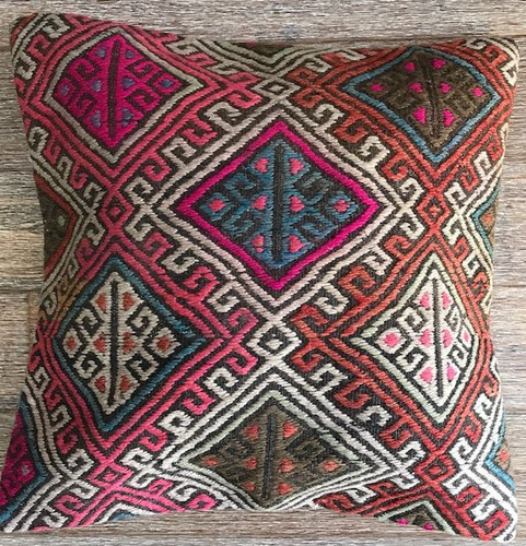Vintage Kilim Cushion 9