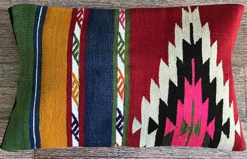 Vintage Kilim Cushion 11