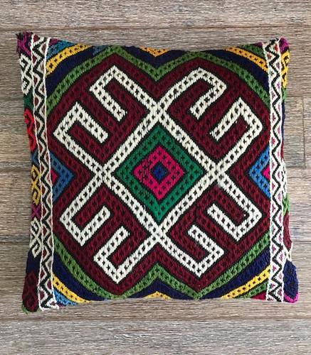 Vintage Kilim Cushion 32
