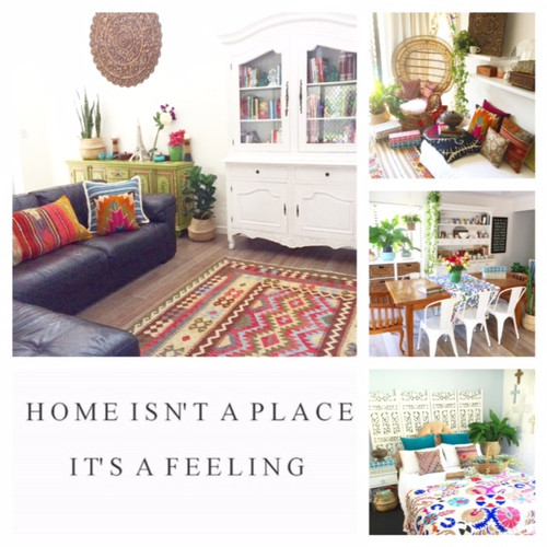 A Loose Guide: Having and Creating a Bohemian Inspired Home