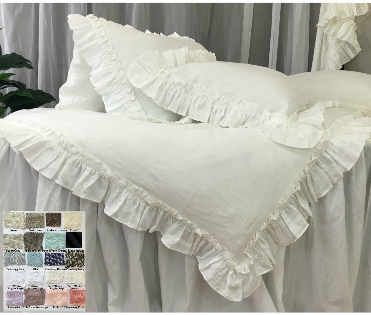 pin vintage comforter duvet from the full set would bloom ruffle cottage cover love i frame leave bed