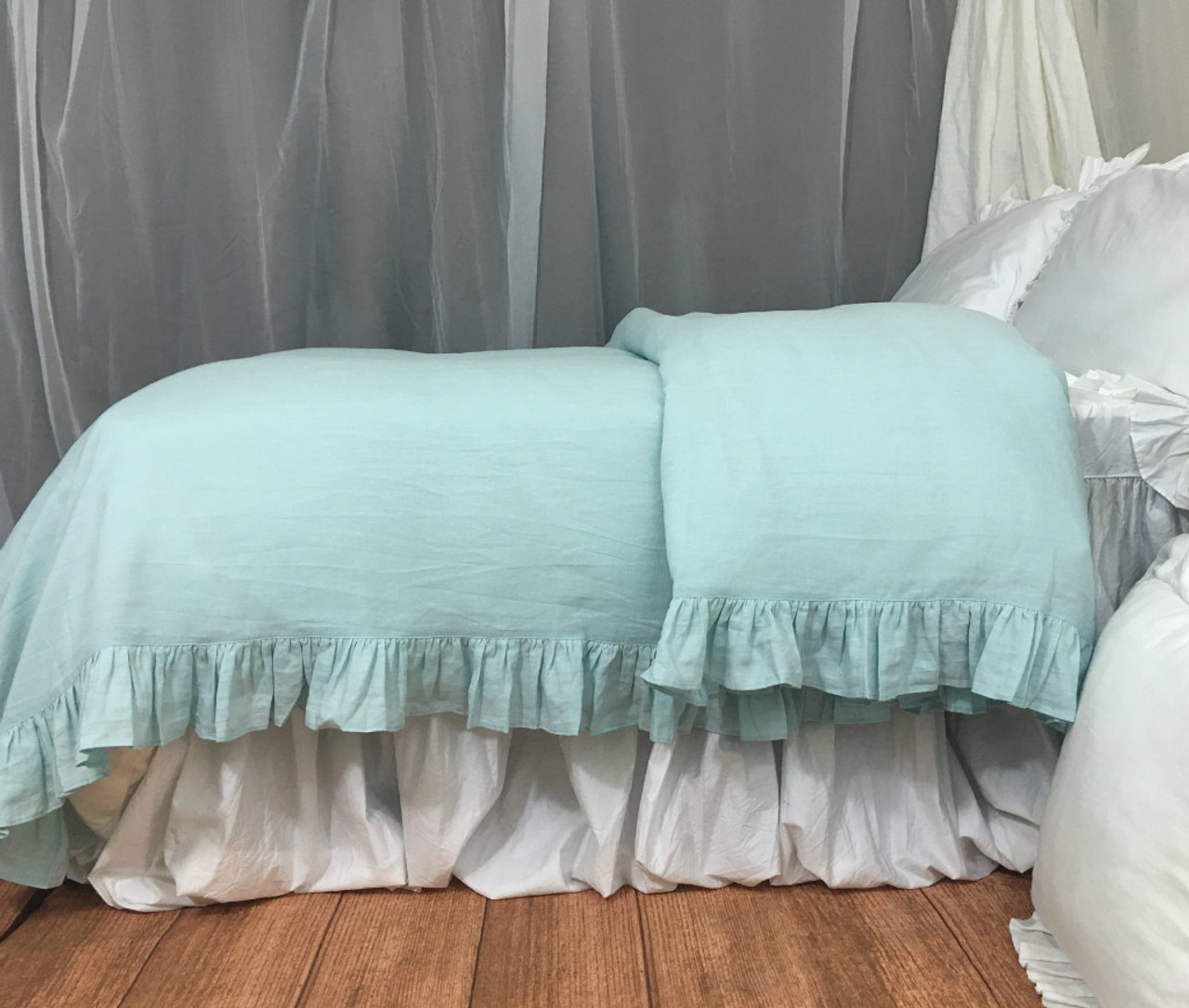 l sham linens liliput ruffle ruffled pillows shams and cover ashwell bedding euro duvet rachel with