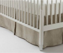 skirt crib baby collections straight co dbc buck fullxfull bedding il