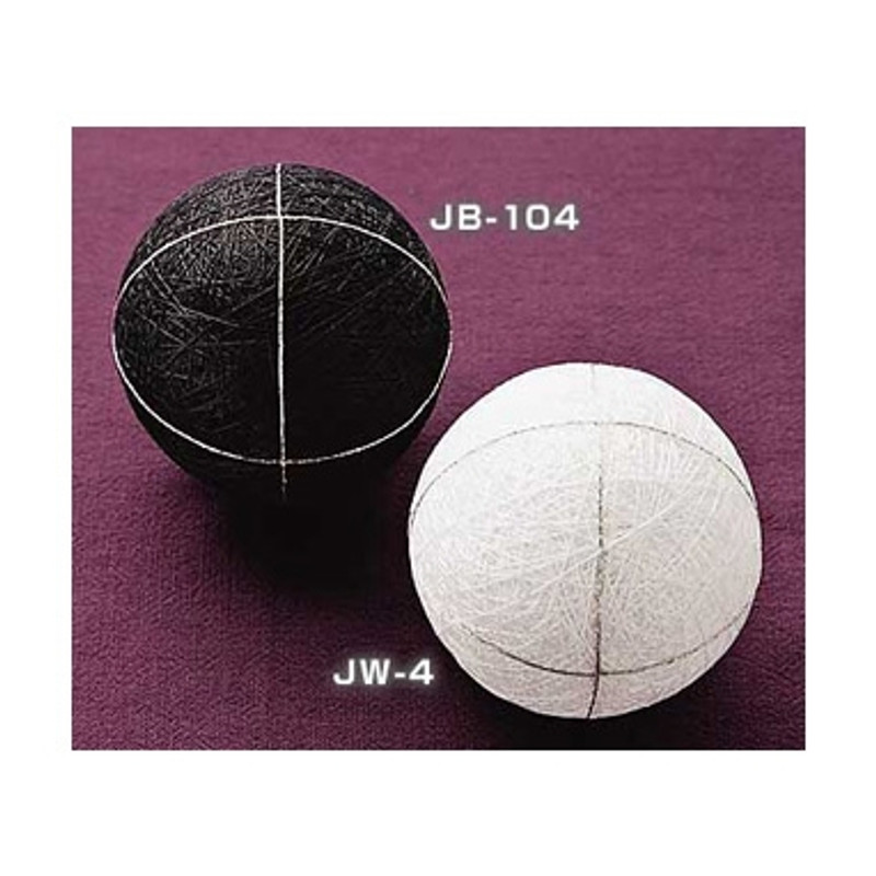 1 White Mari (Ball) to Make Temari JW-4