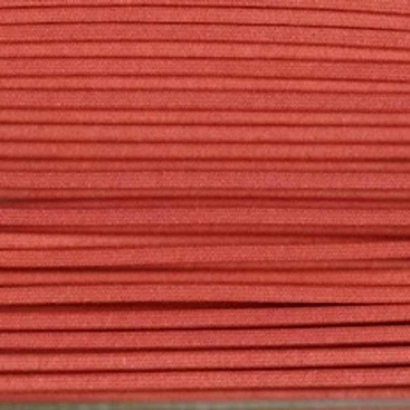 Waxed Cotton Cording Terracotta WCC-10