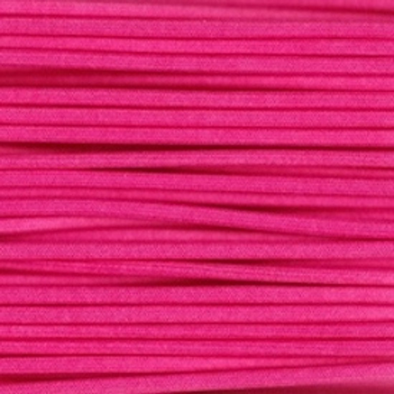 Waxed Cotton Cording Pink WCC-20