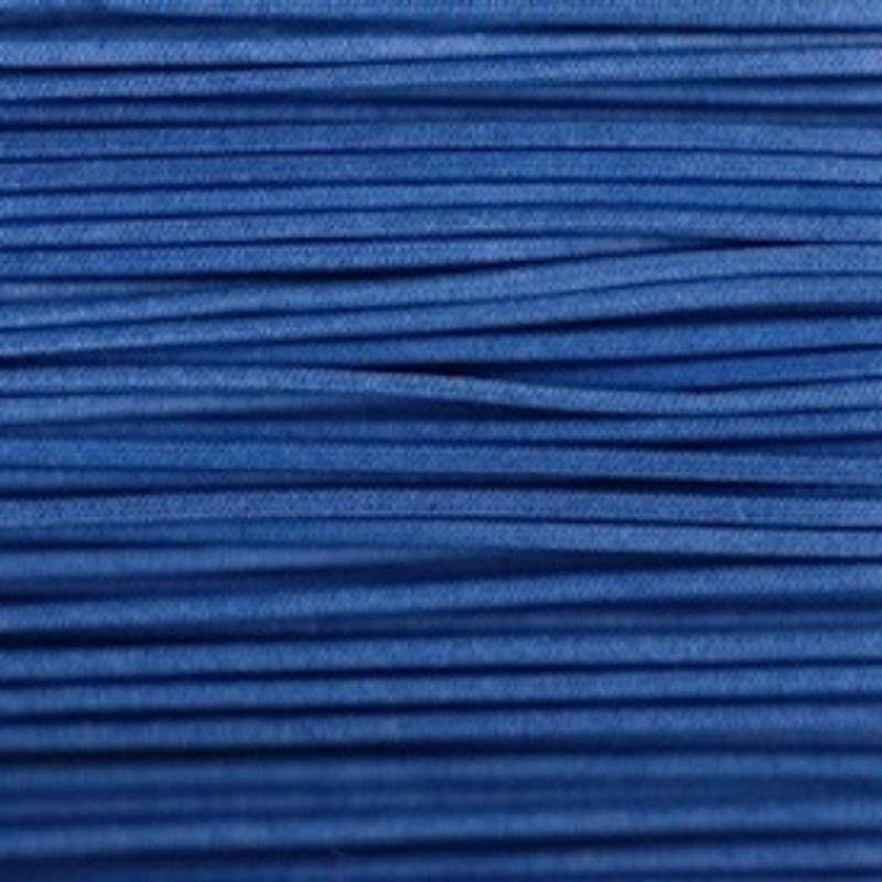 Waxed Cotton Cording Blue WCC-22