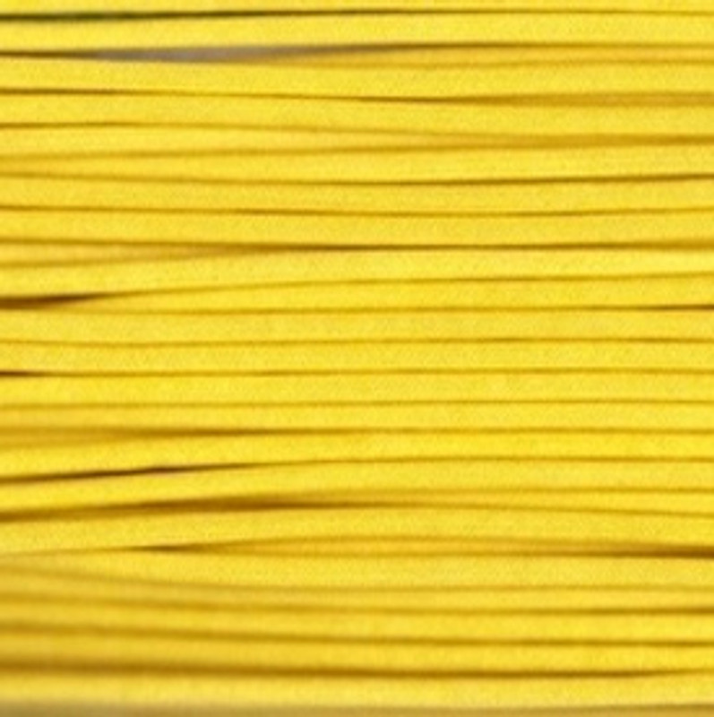 Waxed Cotton Cording Mustard WCC-6