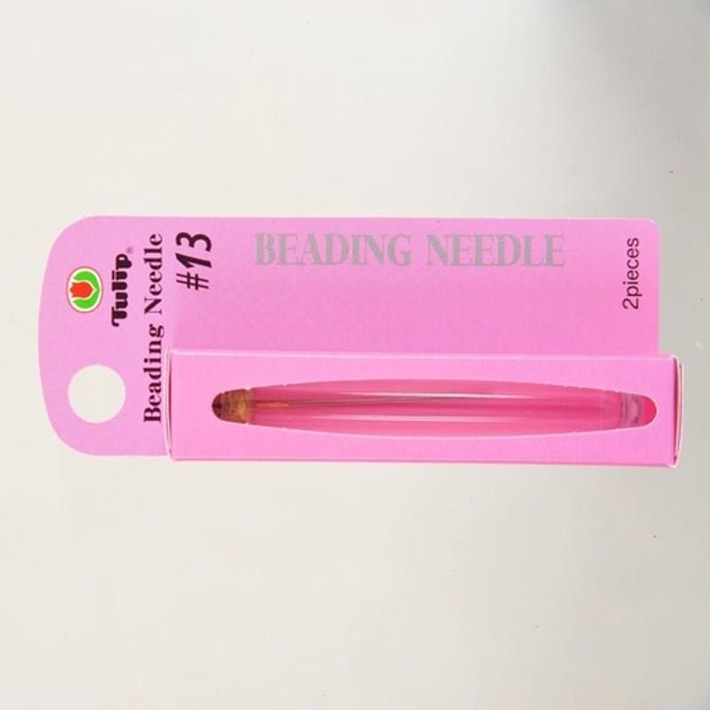 Beading Needles #13 TBN-005e