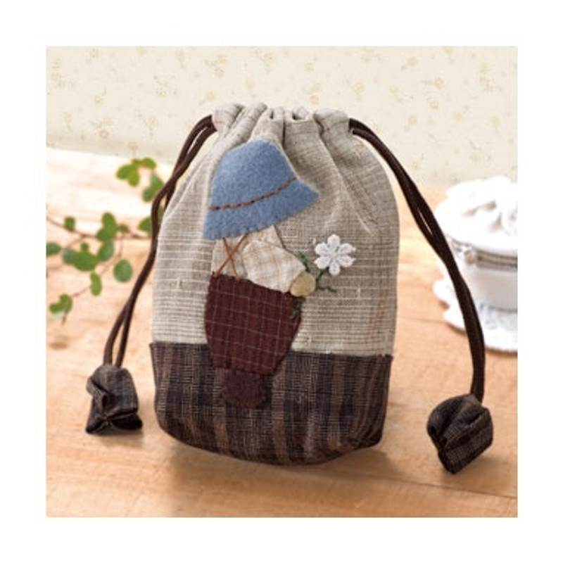 Olympus Patchwork Kit Billy Classic Drawstring Bag PA-580