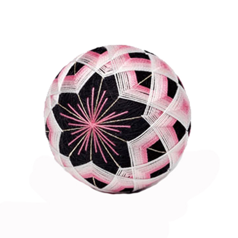 Cherry Blossom Single Ball Temari Kit with English Instructions TM-5